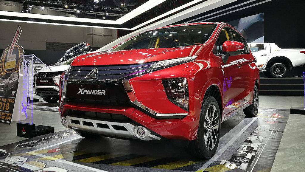 Harga Mitsubishi Xpander Ultimate Juli 2018 Tirto Id