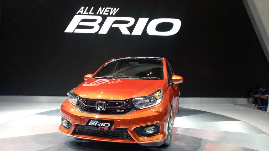 Hpm Umumkan Daftar Harga Honda Brio 2018 Tirto Id