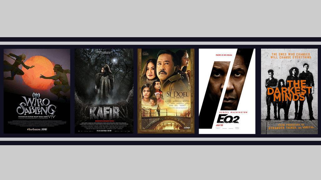 Daftar Film Yang Tayang Di Bioskop Agustus 2018 Tirtoid