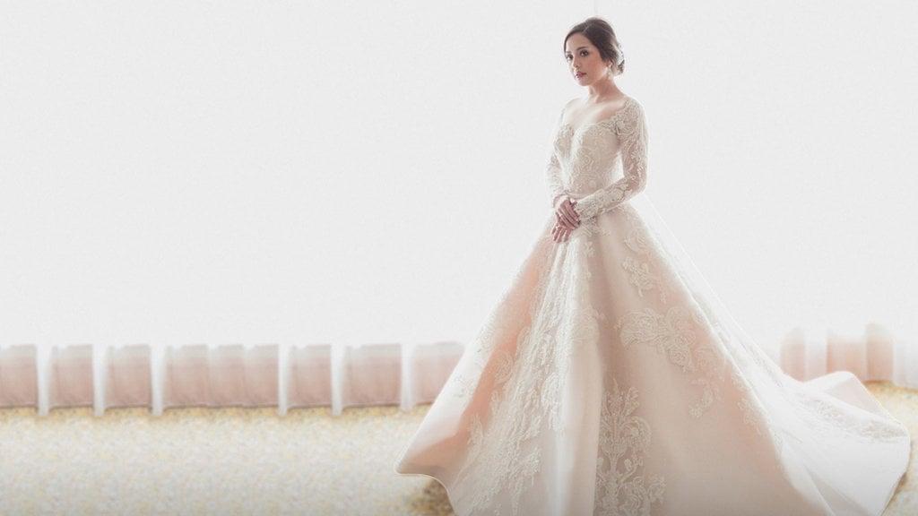 Inspirasi Gaun Pernikahan Bertema Vintage Dari Tasya Kamila Tirto Id