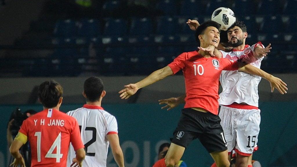 Jadwal Live Streaming Sepak Bola Asian Games 23 Agustus Hari Ini