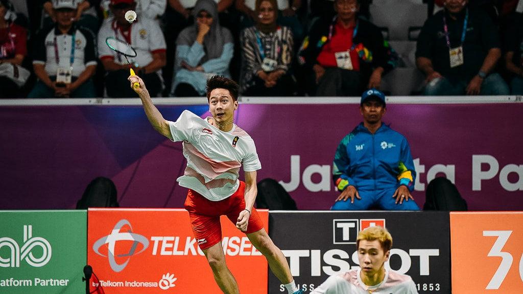 hasil badminton asian games