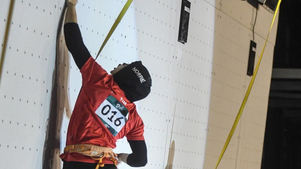 Hasil Panjat Tebing Asian Games Indonesia Raih Medali Emas Lagi Tirto Id