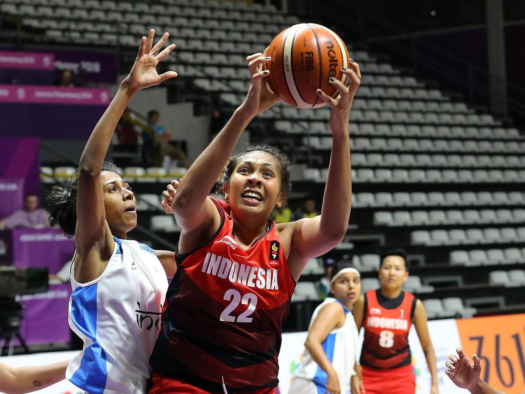 Hasil Basket Asian Games 2018 Tim Putri Gagal Ke Semifinal