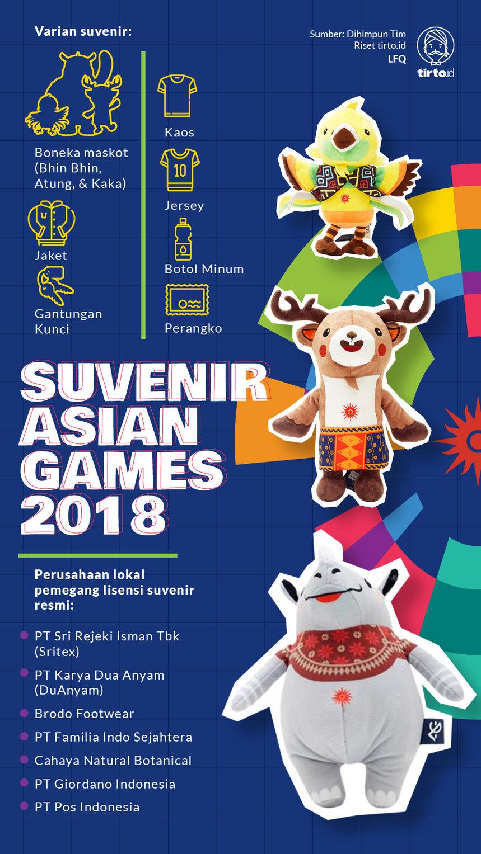 Mereka Yang Masih Panen Uang Setelah Bubaran Asian Games