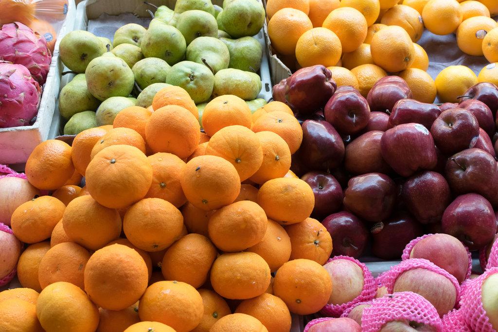 Nasib Impor Buah Sayuran Asal Cina Saat Virus Corona Mewabah