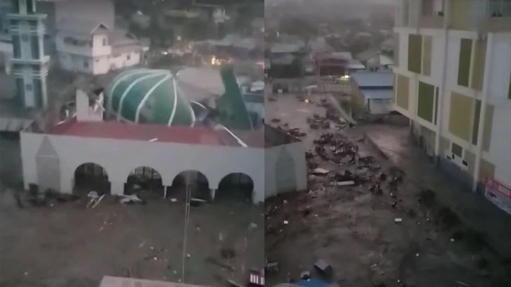 Kronologi Tsunami Di Palu Dan Donggala Pada 28 September Sore Tirto Id