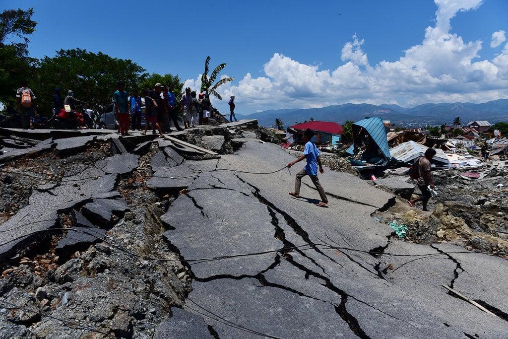 Mengapa Gempa Susulan Bisa Berlangsung Berkali-kali  - Tirto.ID 399b14a11a