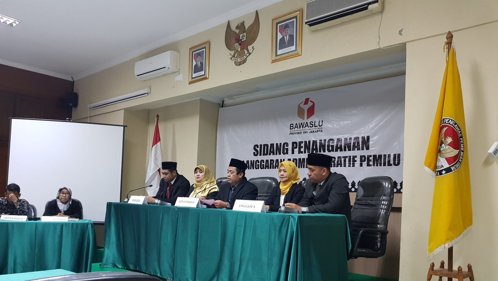 Bawaslu Putuskan Iklan Kampanye Videotron Jokowi Langgar Aturan Kpu