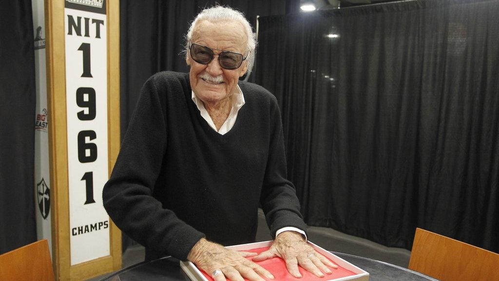 Stan Lee Ap Ratio Meninggal Aktor Superhero Marvel Ucapkan Belasungkawa