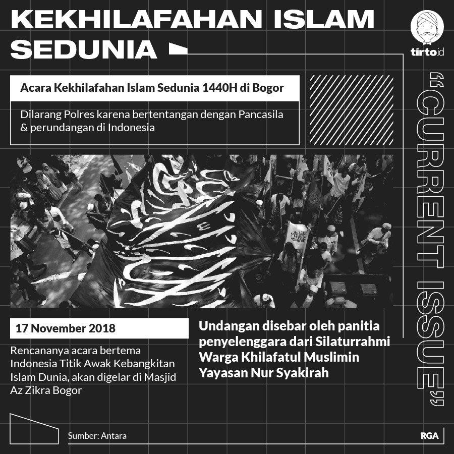 Dance K-Pop di Monas Saat Acara Kekhalifahan Islam ...