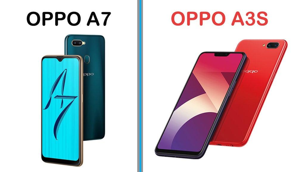 Perbandingan Spesifikasi Oppo A7 Dan A3s Unggul Mana Tirto Id