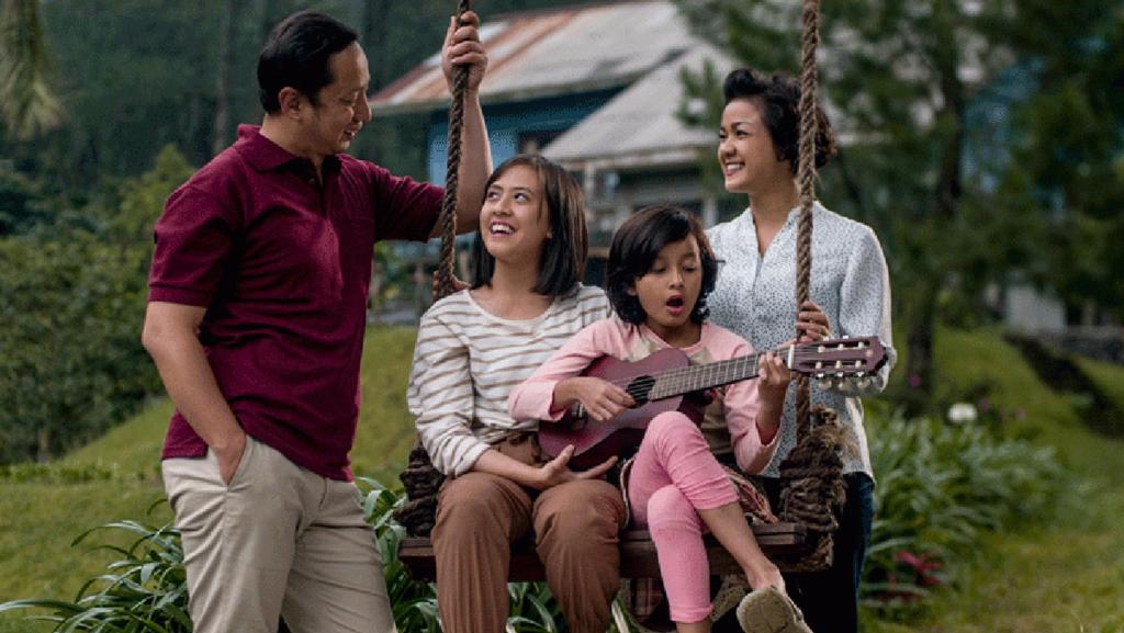 Keluarga Cemara Drama Yang Paling Menggugah Adalah Kemiskinan