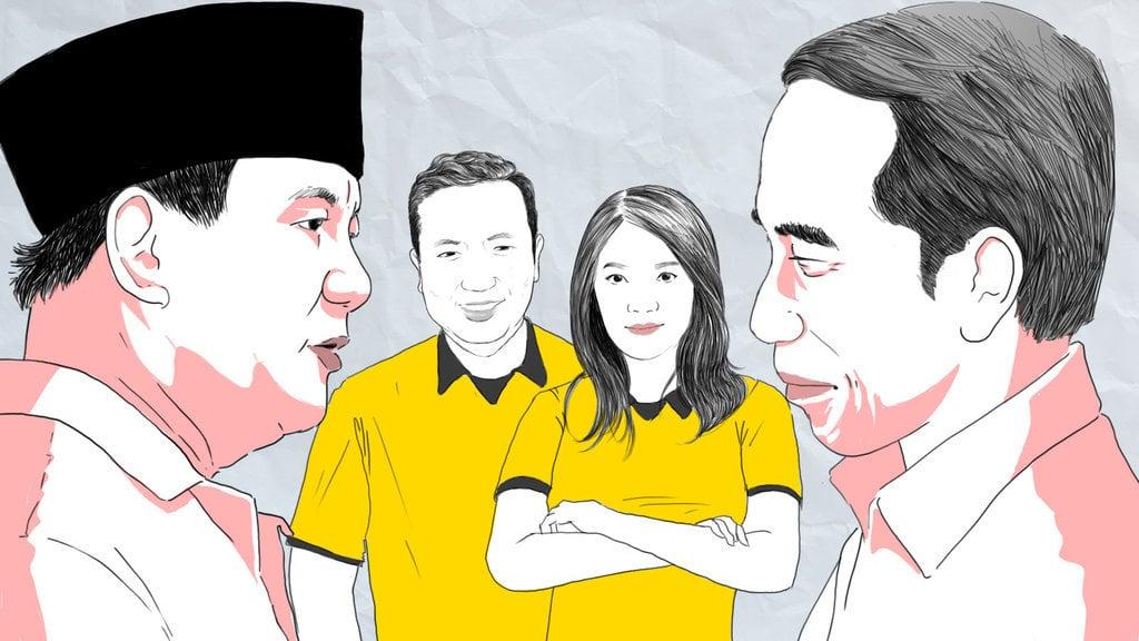 Statistik Debat Perdana Kita Harus Prabowo Tidak Ada Jokowi Tirto Id