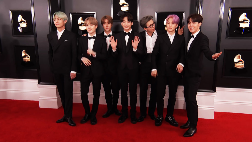 Bts Artis K Pop Pertama Yang Jadi Presenter Di Grammy Awards 2019 Tirto Id