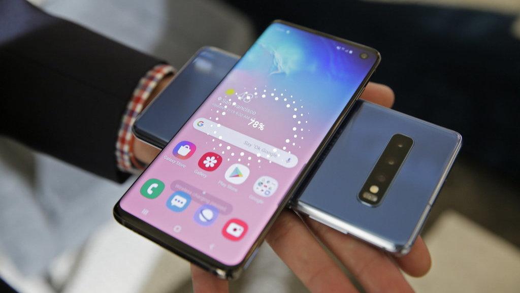 Samsung Galaxy S10 & S10 Plus Dirilis, Harga Mulai Rp12 Jutaan ...