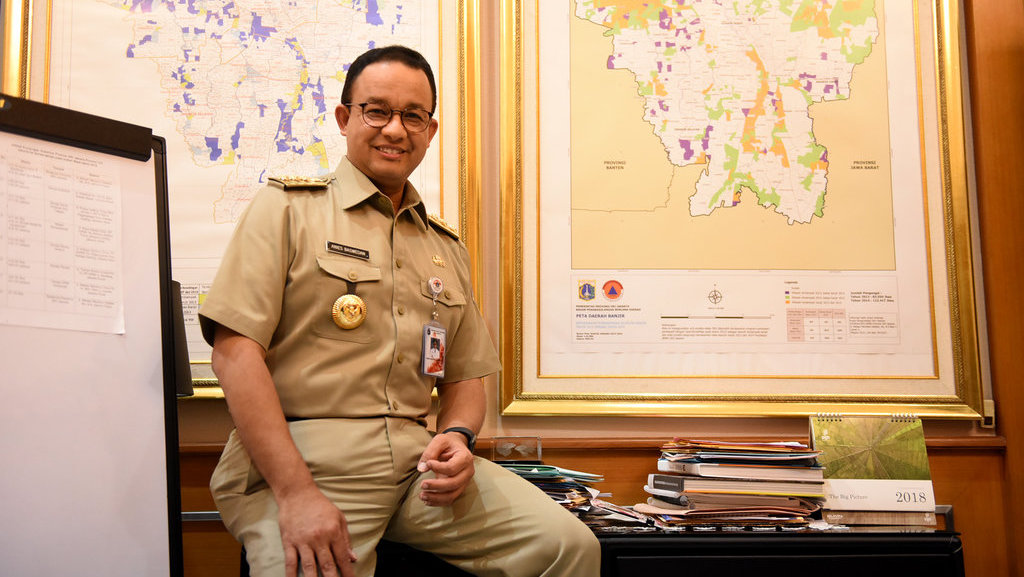 Didemo Nelayan Anies Baswedan Dinilai Ingkar Janji Soal Reklamasi Tirto Id
