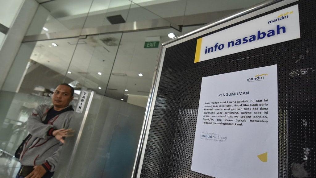 Sistem Keamanan Di Balik Kasus Berkurangnya Saldo Nasabah Mandiri Tirto Id