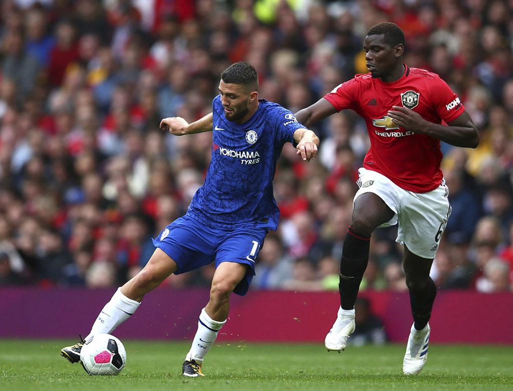Saat Taktik Lampard Berujung Nestapa Chelsea Di Old Trafford