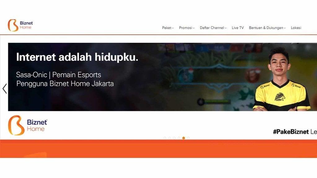 Cara Berlangganan Dan Registrasi Layanan Internet Biznet Home