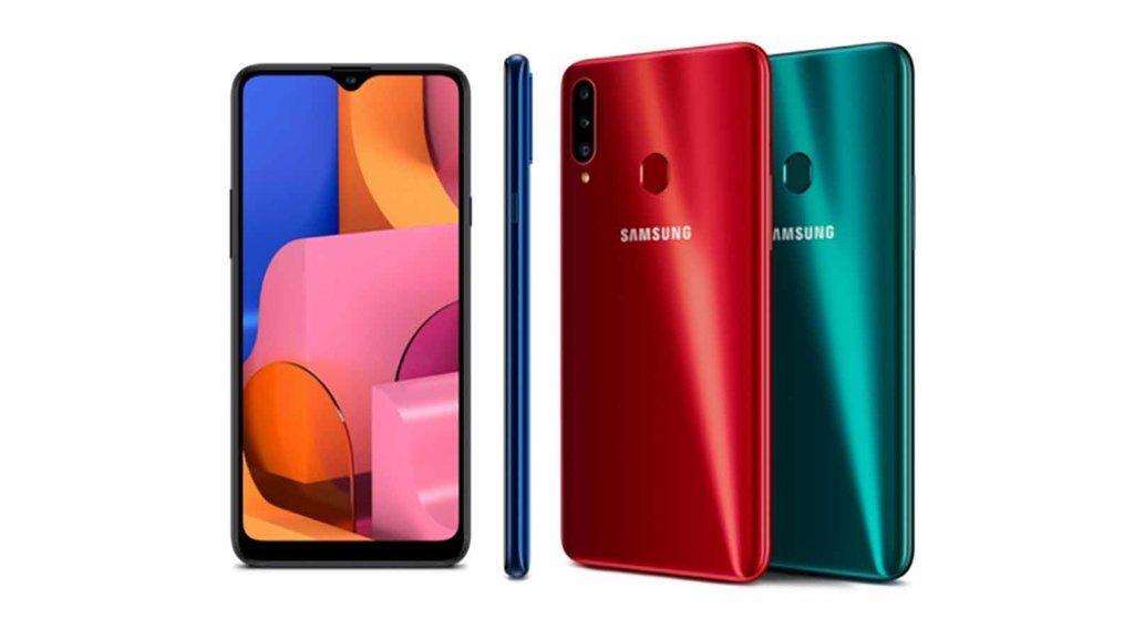 Komparasi Galaxy A20s Dengan Samsung A10s Harga Beda Tipis Tirto Id