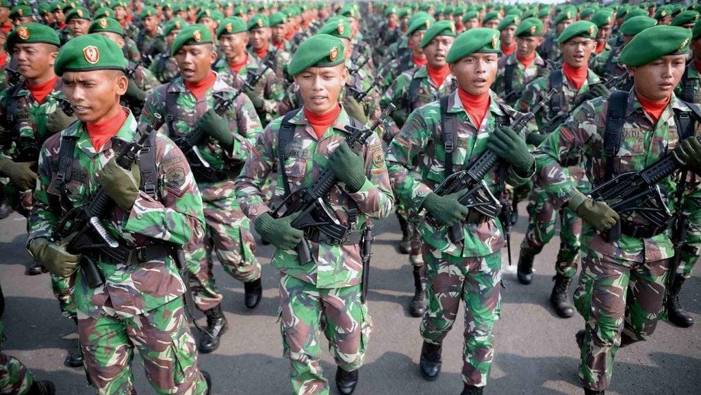 Rekrutmen TNI AD 2020: Syarat Pendaftaran untuk Lulusan SMA - Tirto.ID
