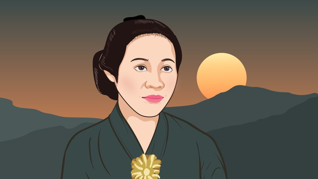 Ilustrasi Kartini