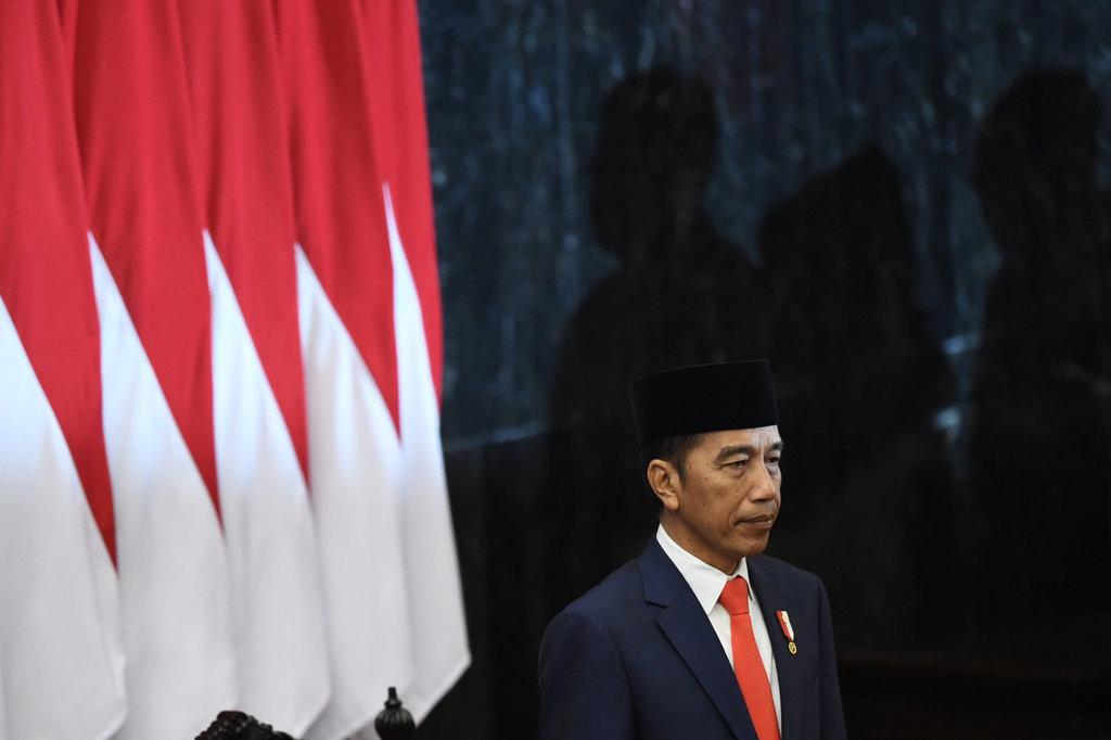 Jokowi Dan Maruf Amin Bacakan Sumpah Presiden Dan Wakil Presiden Ri Tirto Id