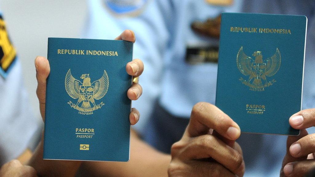 Pembuatan e-Paspor dan Bedanya dengan Paspor Biasa
