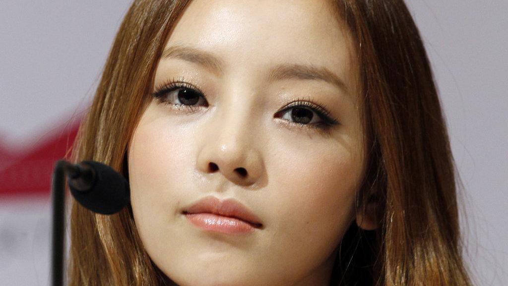 Goo Hara Dan Kejamnya Industri K Pop Tirto Id