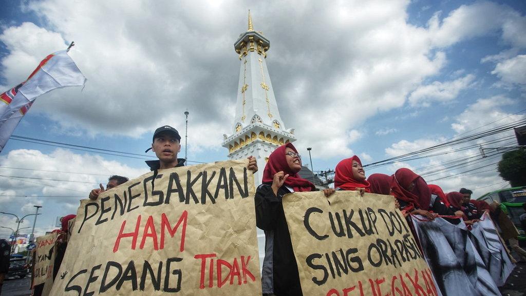 Pemerintah Didesak Bentuk Pengadilan Ham Di Papua Tirto Id
