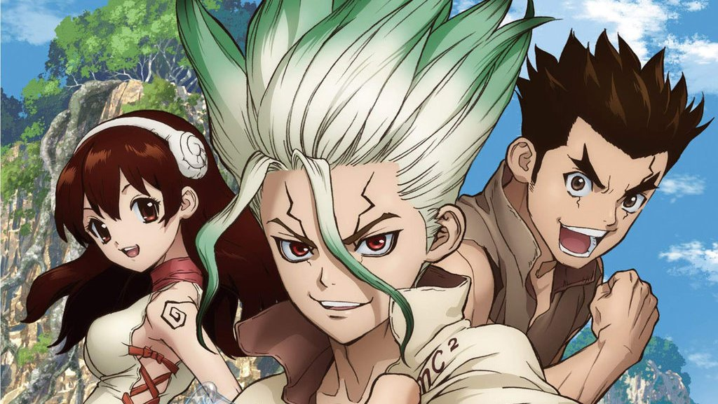 Poster Film dr stone