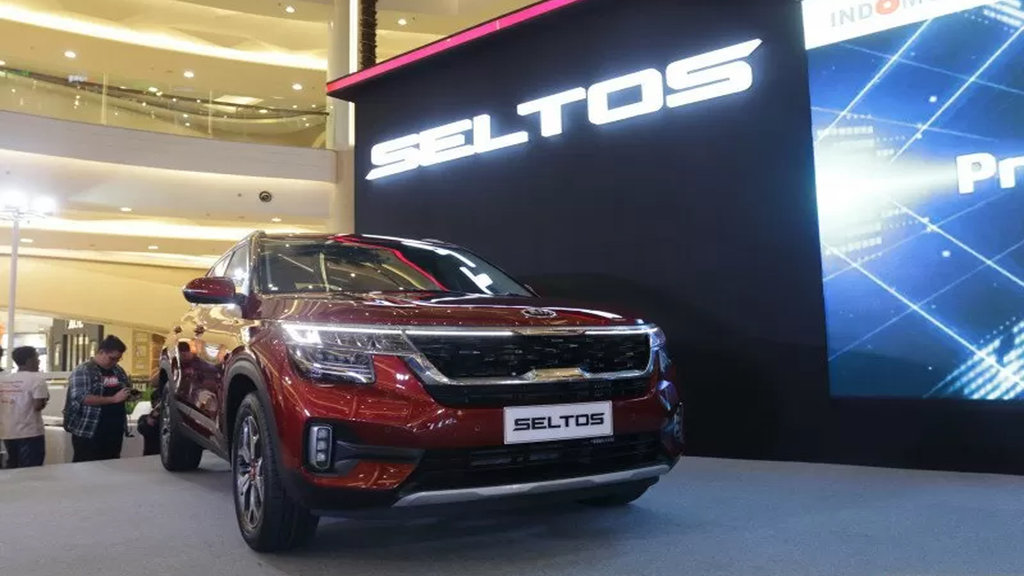 Harga Dan Spesifikasi Lengkap Mobil All New Kia Seltos Tirto Id