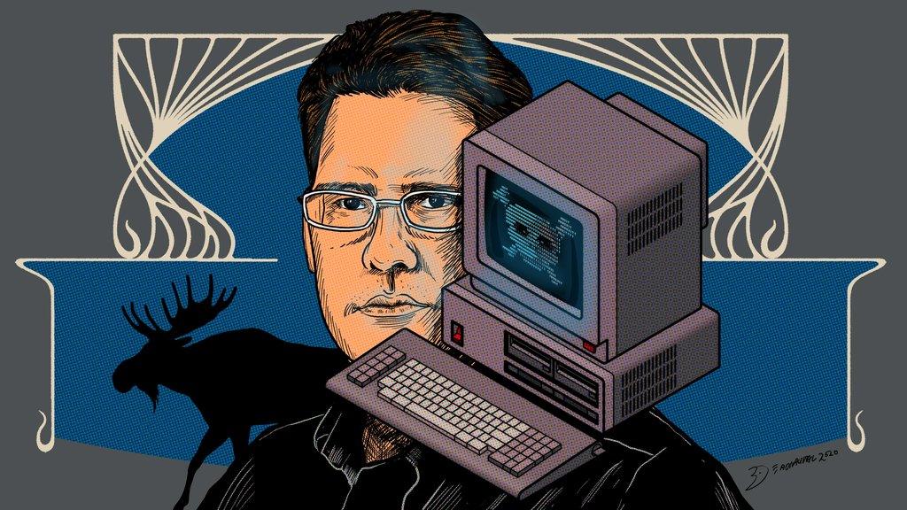 Virus Komputer Lahir Sebagai Lelucon Hidup Sebagai Ancaman Tirto Id