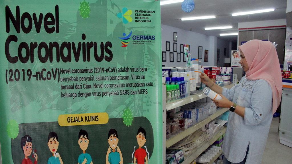 Di Negara Mana Virus Corona Telah Menyebar Hingga Hari Ini Tirto Id