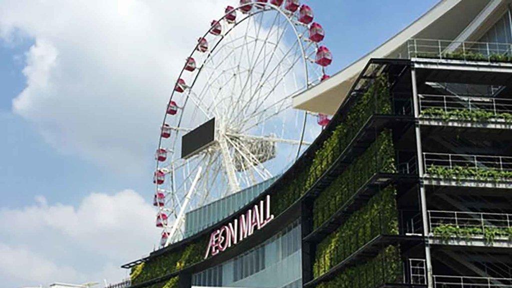 Kronologi Penyerangan Aeon Mall Jakarta Garden City Versi Satpam Tirto Id