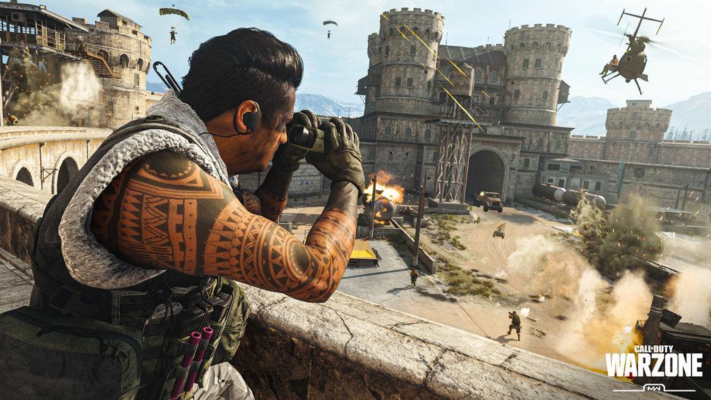 Download Call Of Duty Warzone Spesifikasi Minimum Pc Dan Fitur Tirto Id