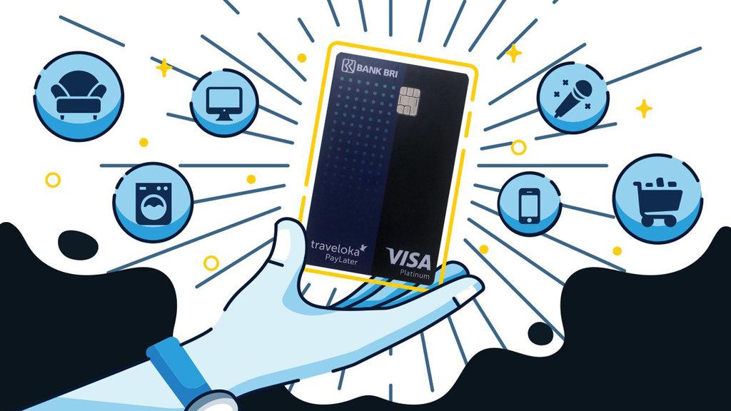 Kartu Sakti Traveloka Paylater Card Tirto Id
