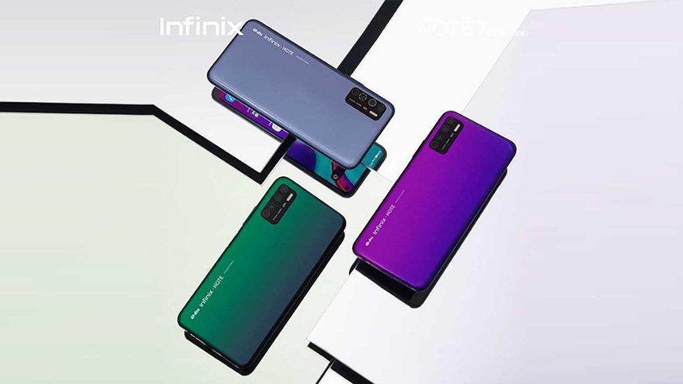 Spesifikasi, Fitur hingga Harga Infinix Note 7 Lite di Indonesia - Tirto.ID