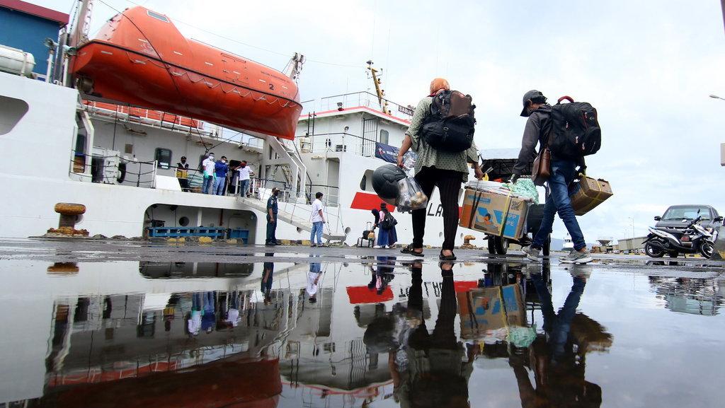 Ketentuan Operasi Kapal Laut Pelni Selama Pandemi COVID-19 - Tirto.ID