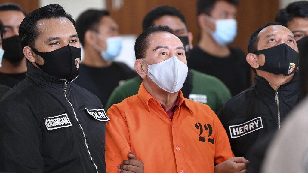 Rekam Jejak Jaksa Pinangki Di Pusaran Kasus Djoko Tjandra Tirto Id