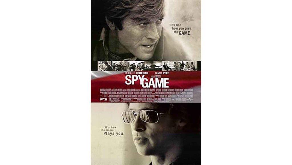 Sinopsis Spy Game Di Mola Tv Usaha Menyelamatkan Brad Pitt Tirto Id
