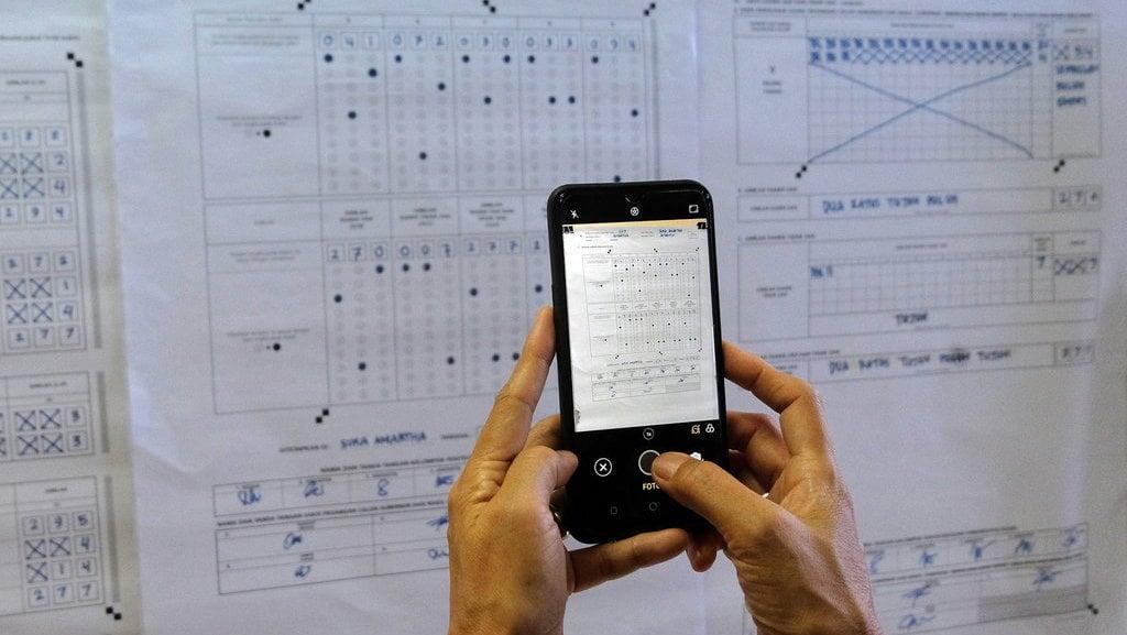 Cara Kerja Aplikasi E Rekap Pilkada 2020 Sirekap Beda Dari Situng Tirto Id