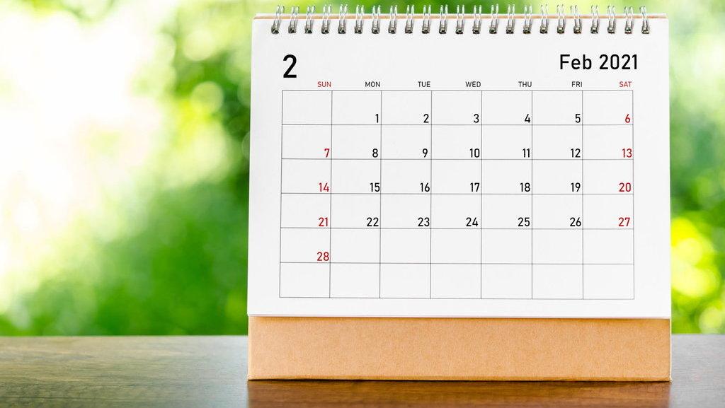 Daftar Hari Libur Februari 2021 Hari Besar Nasional Cuti Bersama Tirto Id