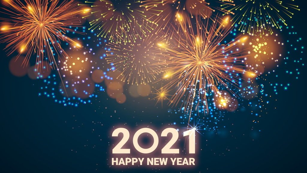 Contoh Ucapan Tahun Baru 2021 Dalam Bahasa Inggris Dan Indonesia Tirto Id