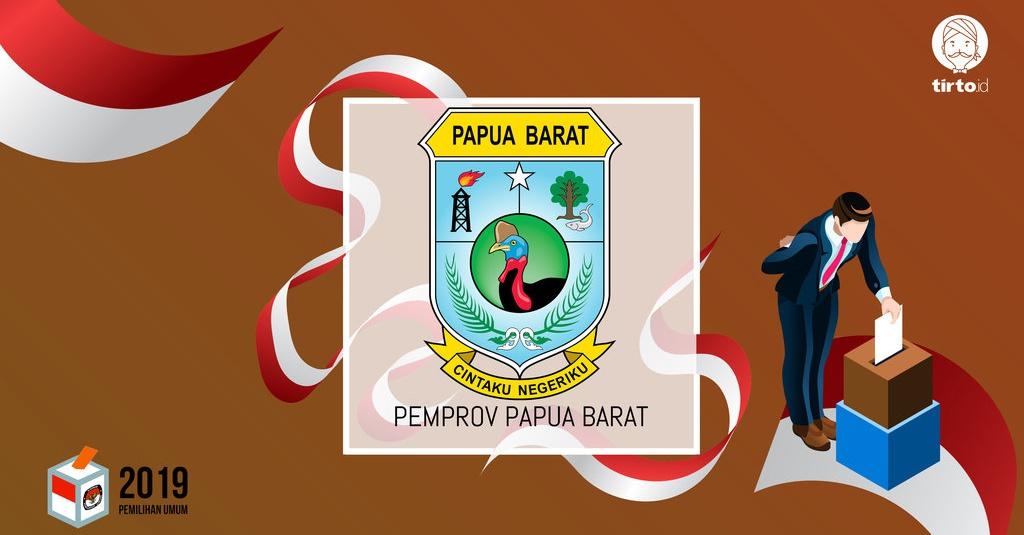 Siapa Menang Pilpres 2019 di Papua Barat, Jokowi atau Prabowo?