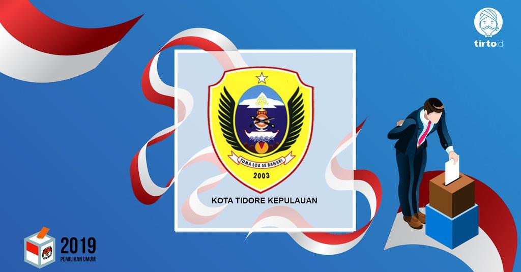 Jokowi Atau Prabowo Bakal Menang Pilpres 2019 Di Tidore Kepulauan Tirto Id
