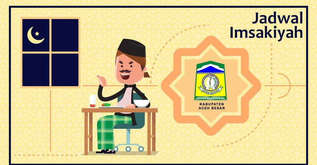 Jadwal Imsakiyah Kab Aceh Besar Hari Ke 1 Senin 6 Mei 2019 Tirto Id
