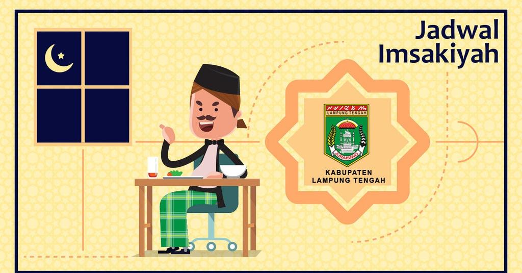 Waktu Buka dan Imsak Kota Malang dan Kab. Lampung Tengah Hari Ini, Rabu, 15 Mei 2019