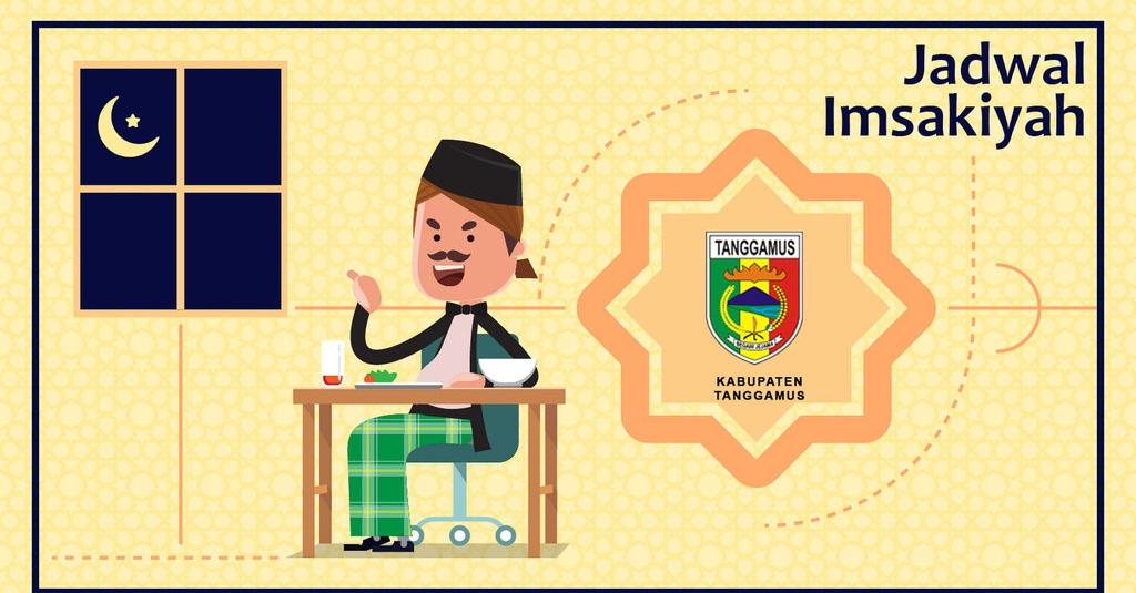 Jadwal Buka Dan Imsak Kota Jakarta Kab Tanggamus Senin 6 Mei 2019 Tirto Id